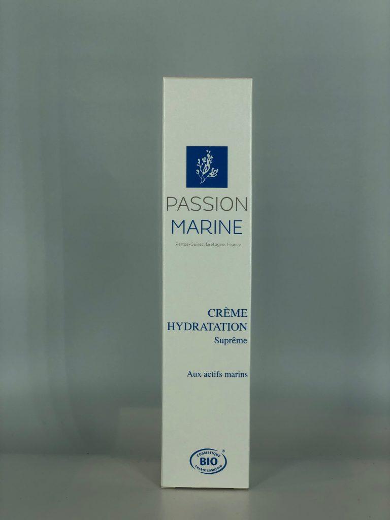 CREME DE JOUR HYDRATATION SUPREME AUX ACTIFS MARINS (50ml)
