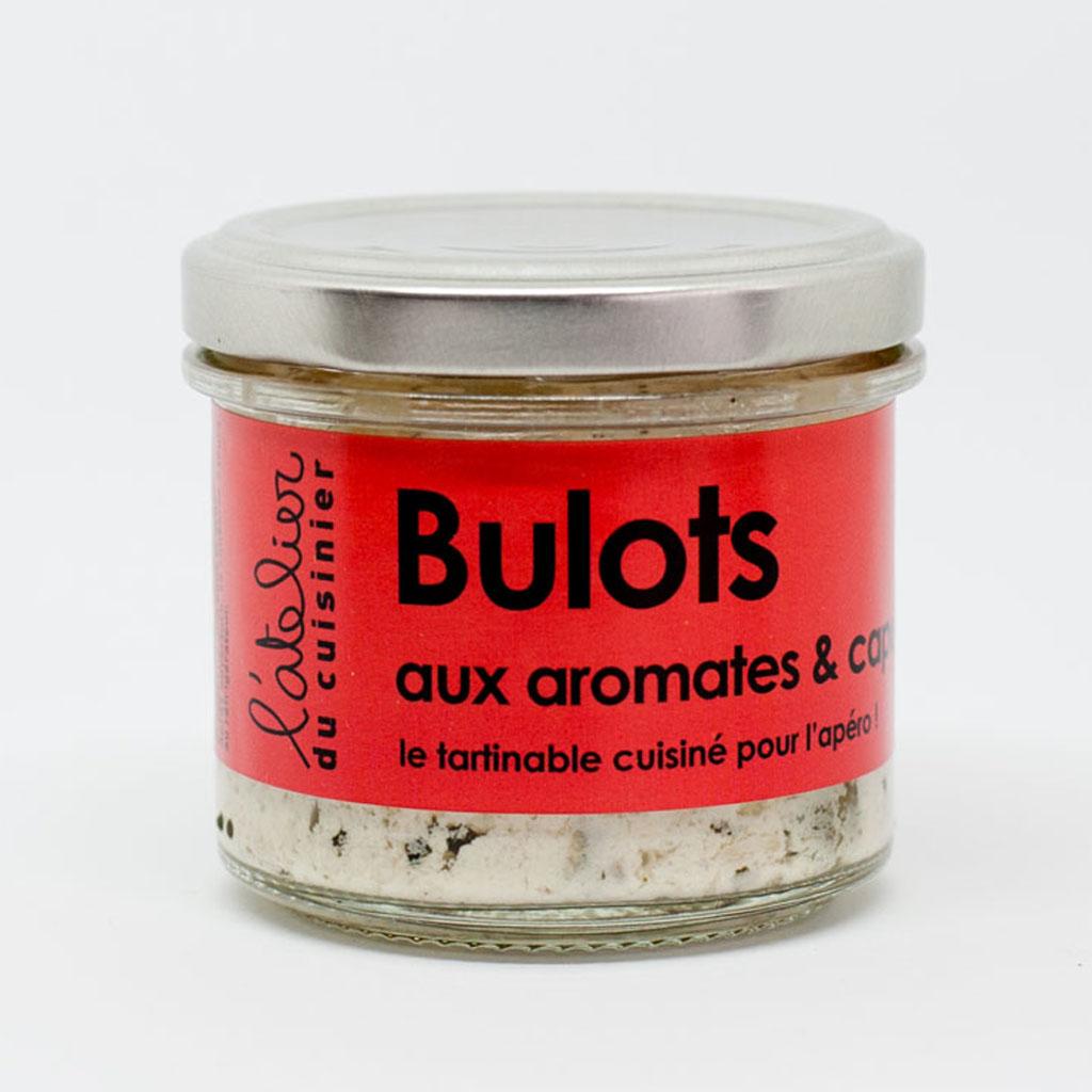 Bulots, aromates et capucines 80g