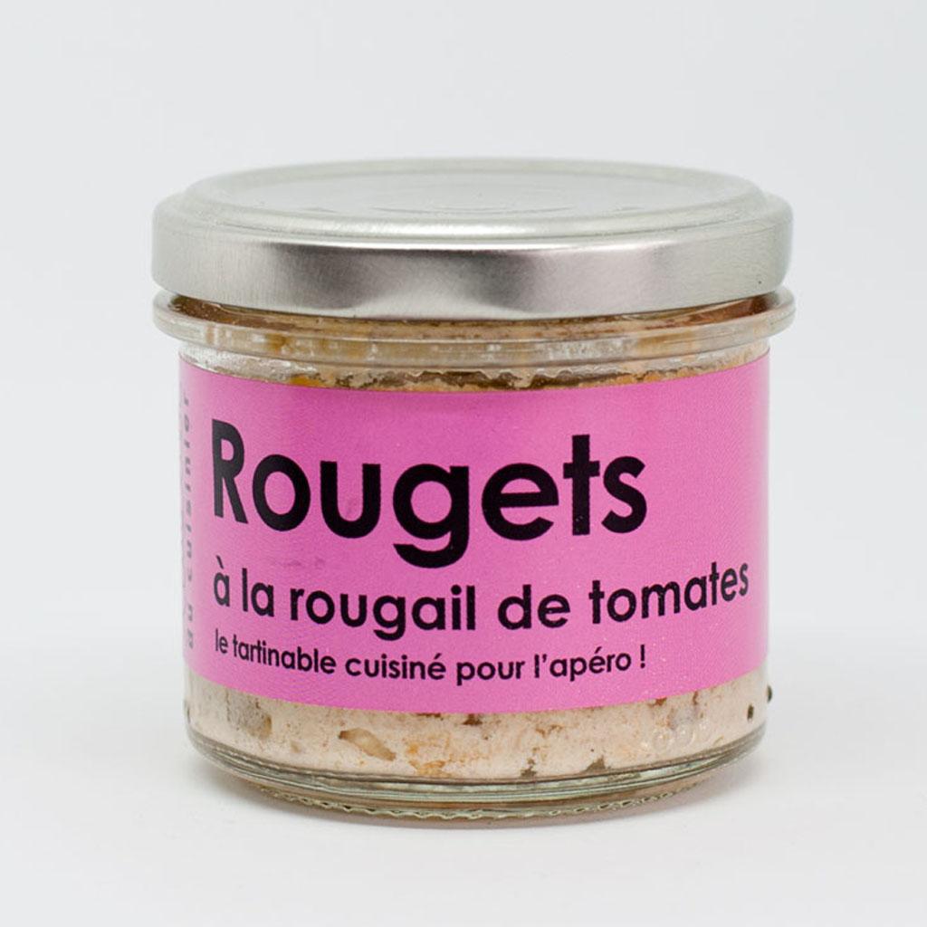 Rougets à la rougail de tomates 80g