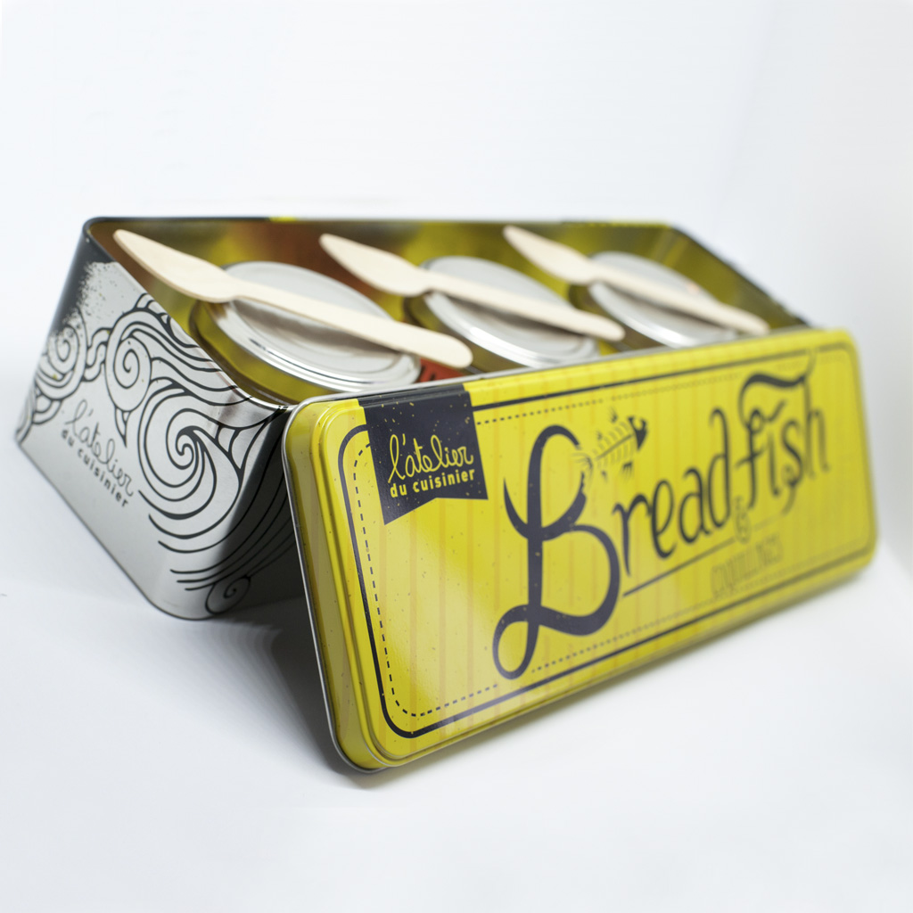 Coffret BREAD & FISH