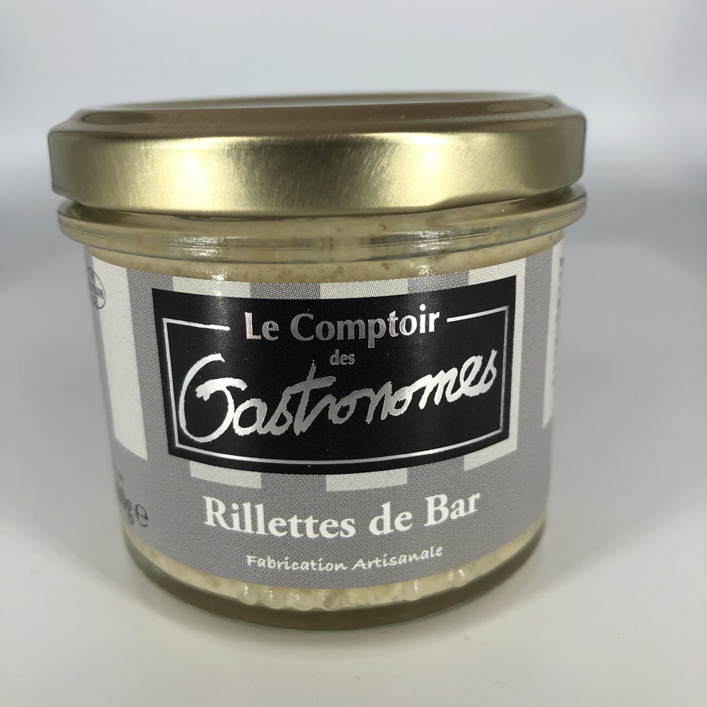 Rillettes de bar (Gastronomes)