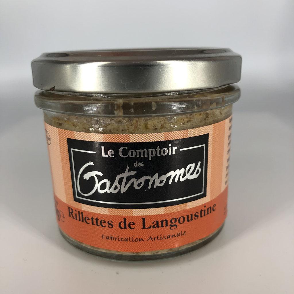 Rillettes de langoustines