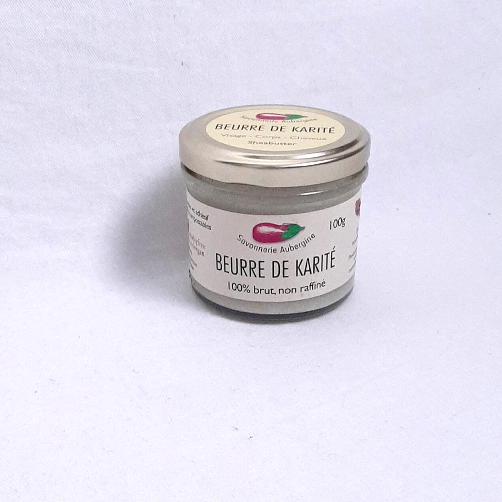 Beurre de Karité non raffiné