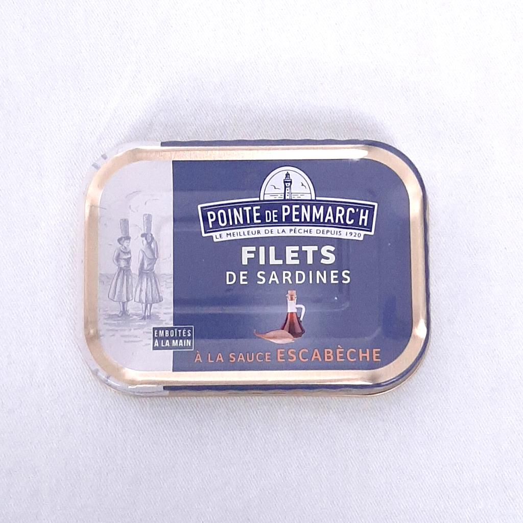 Filets de Sardines sauce Escabèche PP