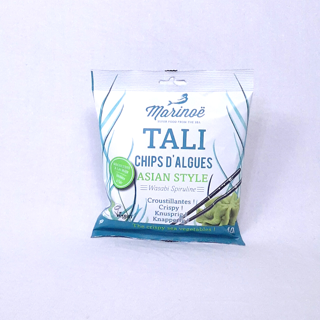 Chips D'algues Asian Style Tali