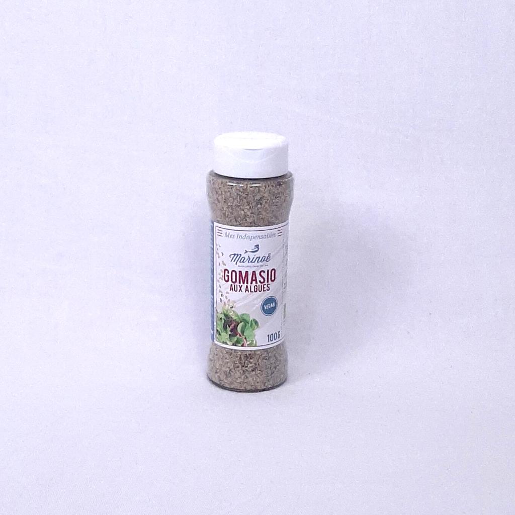 Gomasio aux algues