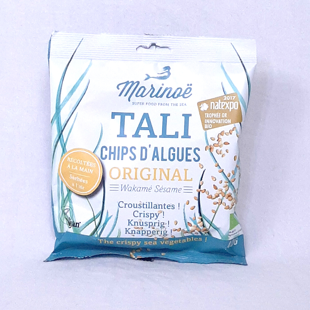 Chips d'Algues Original TALI