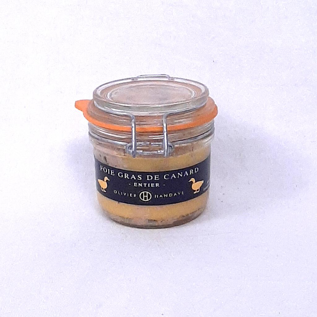 Foie gras de canard entier (180 g)